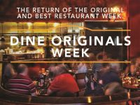 Discover the best restaurants with Dine Originals Week