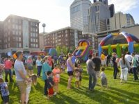 Family Funday at the Columbus Commons