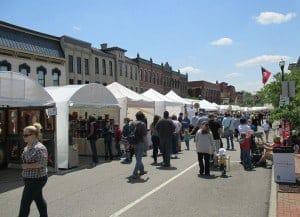 Food Truck Festival Delaware Park