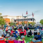Sounds on the Town free concerts at Easton