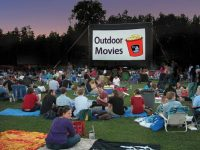 Free outdoor movies at Columbus Metro Parks