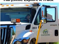 Marysville Touch A Truck event