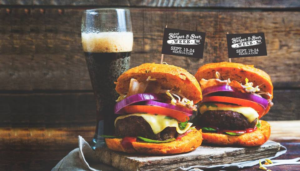 Columbus Gas Prices >> $6 gourmet burgers for (614) Burger and Beer Week