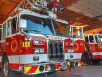 Westerville Fire Prevention Week Open House