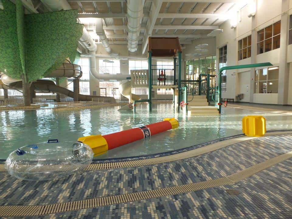 Zombie halloween pool party at westerville community center - Highland park swimming pool westerville oh ...