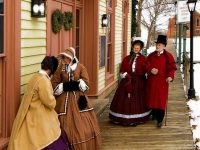 Ohio Village Dickens of a Christmas
