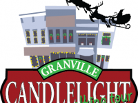 Granville Candlelight Walking Tour