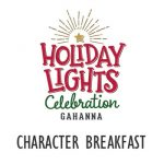 Holiday Character Breakfast in Gahanna