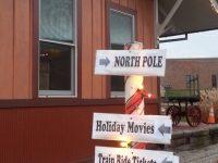 Golden Spike Open House Christmas Celebration