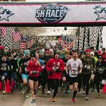 The Columbus Blue Jackets 5th Line 5K Race