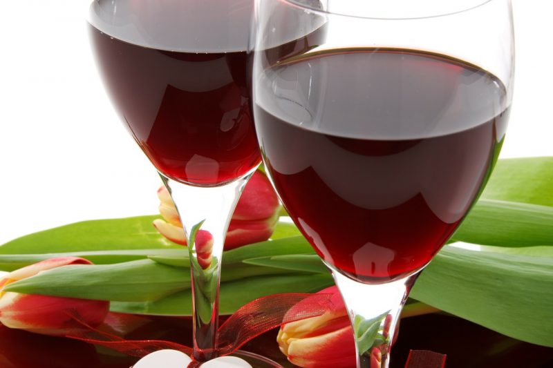 Valentine's Day Food and Wine Tasting