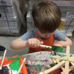 Home Depot Free Kids Workshop: Holiday projects