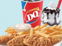 Dairy Queen serves $5 Buck Lunch with sundae