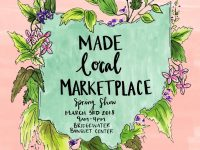 Made LOCAL Marketplace Spring Show