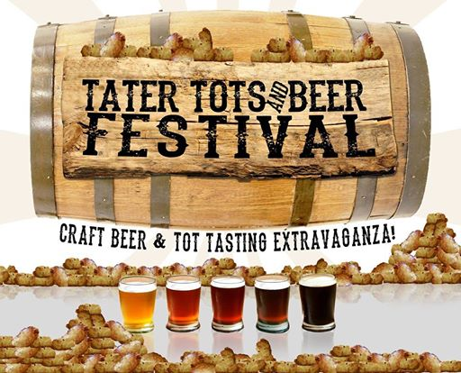 Tater tots and beer festival at columbus commons for Michigan craft beer festival