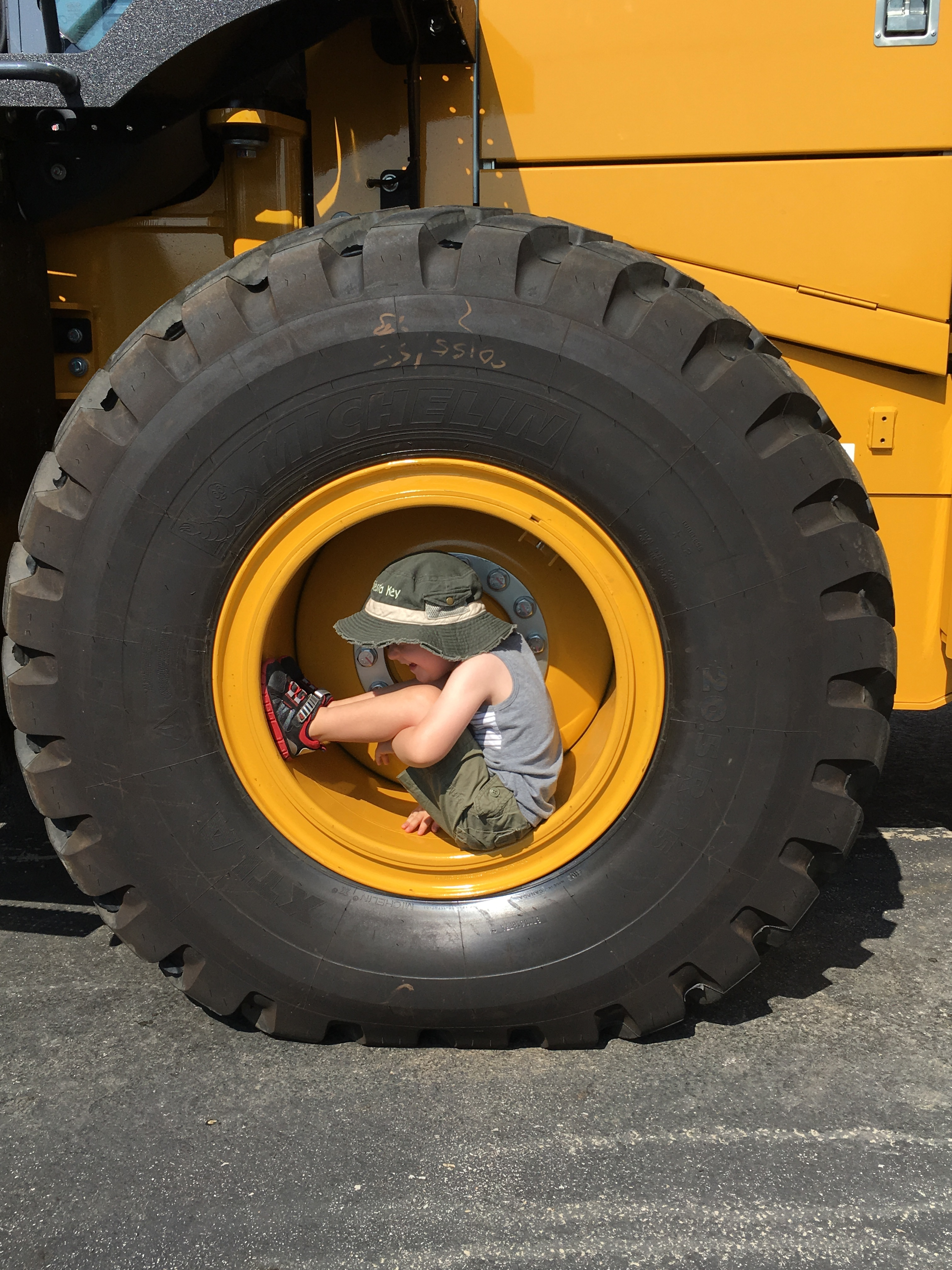 Explore at New Albany Touch-a-Truck