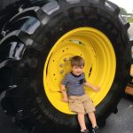 Explore at the Touch a Truck in Westerville