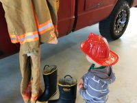 touch-a-truck fire station open house