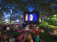 movies in the park Friday Night Flicks