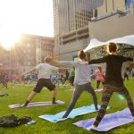 Get Fit: Columbus Commons Fitness Classes