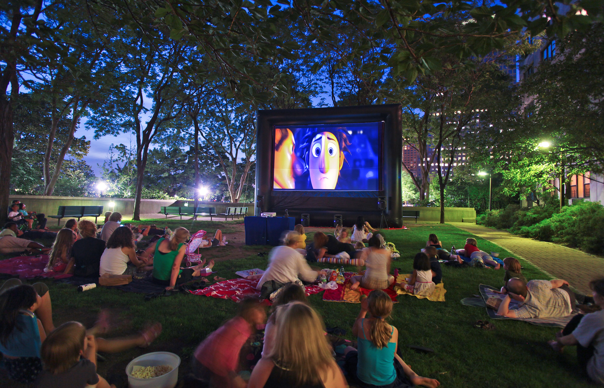 Columbus Gas Prices >> Free outdoor movies around Columbus in 2014