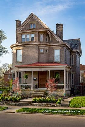 summer tour of historic homes of olde towne east rh columbusonthecheap com Olde Towne East Tavern Old Town East Columbus Ohio Condo