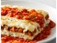 Celebrate National Lasagna Day with Half Price Lasagna