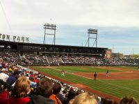 Columbus Clippers: All you can eat seats $25