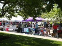 Shop local at the Summer Powell Street Market
