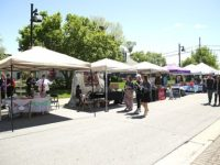 Shop local: Fall Powell Street Market