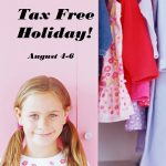 Ohio Sales Tax Holiday for Back-to-school Shopping