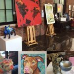 Pup Art with Friends of the Shelter