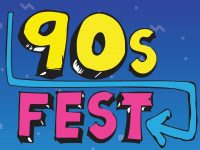 90s Fest at Columbus Commons