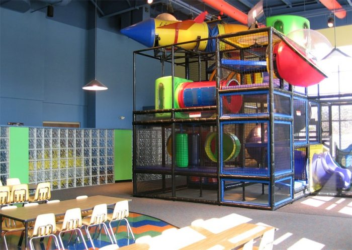 Xtreme Bounce Zone Indoor Fun Ann Arbor Mi