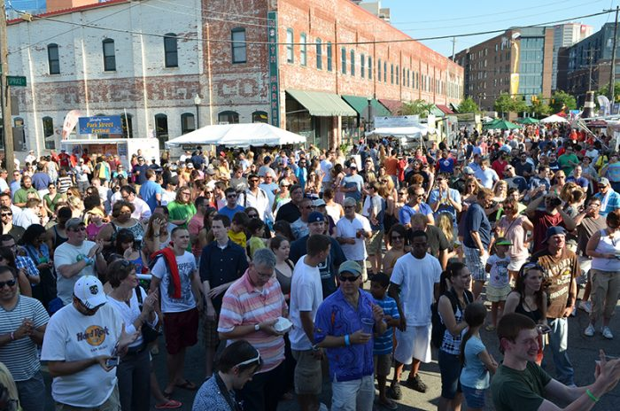 Celebrate The End Of Summer With Park Street Festival - 12 great american food festivals