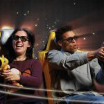 Dark Ride XD at Star Lanes Polaris + Giveaway
