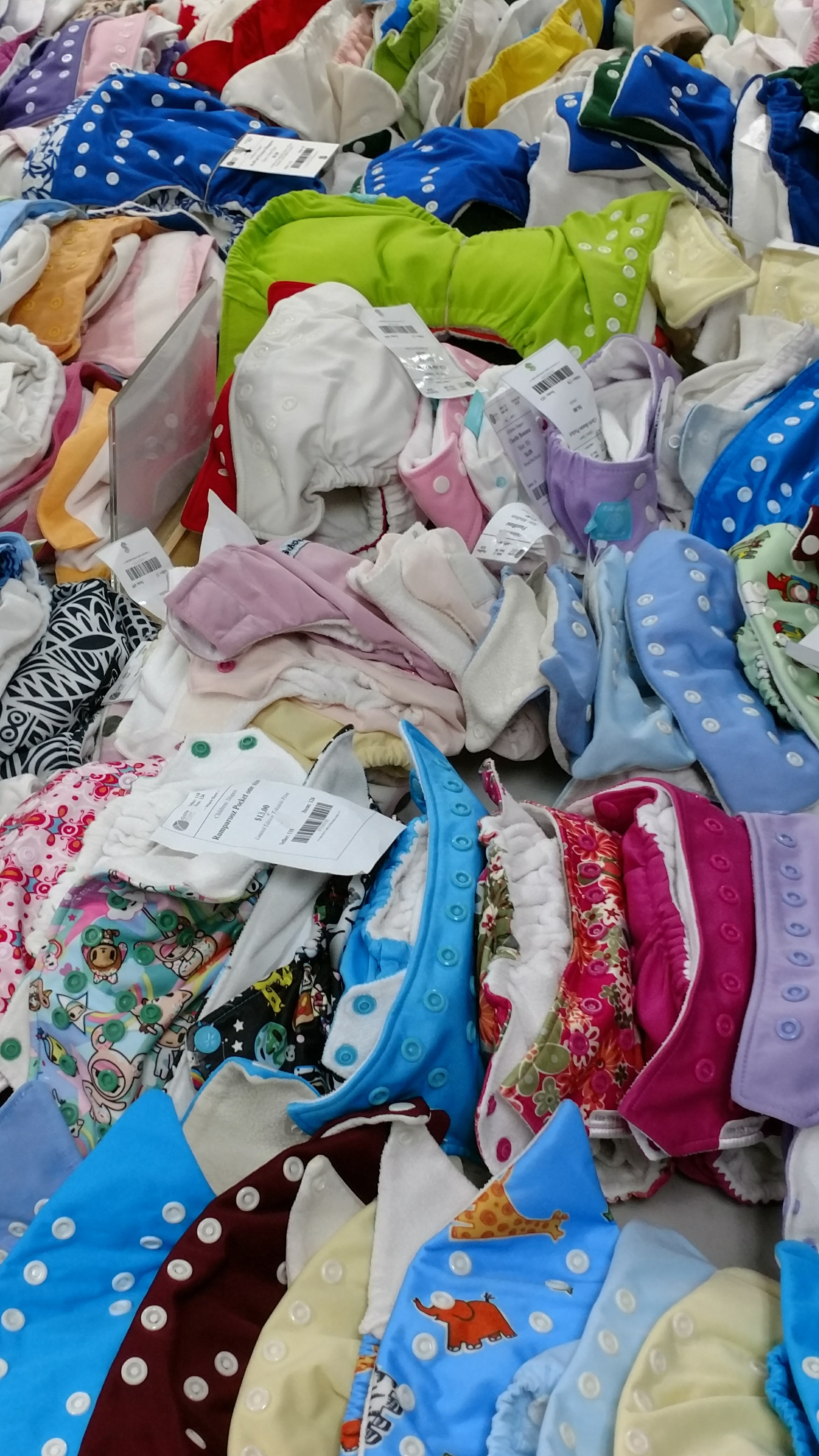 dafaf8d4442 Spring Sprout Swap Cloth Diaper and Baby Carrier Consignment Sale