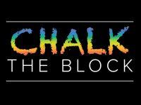 Chalk the Block at Easton