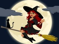 Leeds Farm Witches Night Out