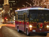 BYOB Holiday Lights Trolley