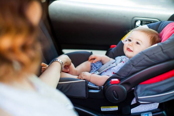 The Center For Child Injury Prevention Studies At Ohio State University Will Be Hosting A Free Car Seat Installation And Inspection Event