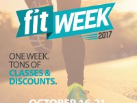 Try new workouts with FIT Week