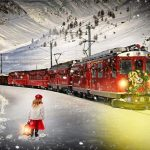 Christmas Train Rides in Ohio: Santa Trains and Polar Express