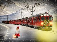 Holiday Train Rides in Ohio: Santa Trains and Polar Express