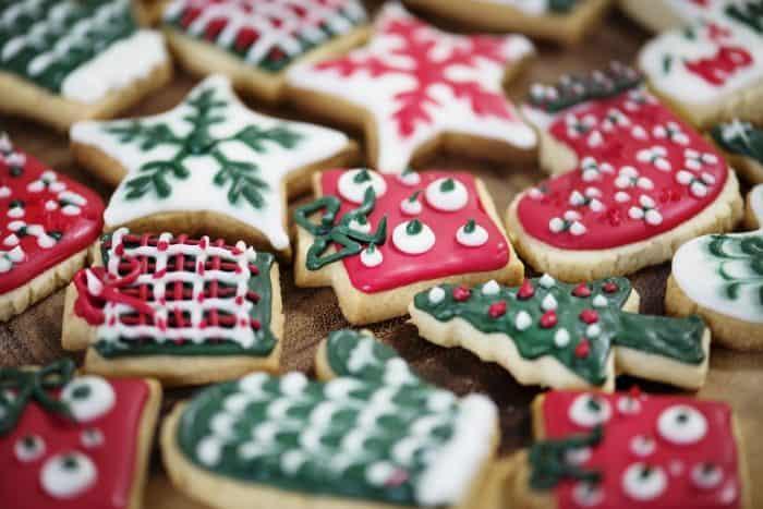 christmas cookies pixabay