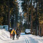Annual Hocking Hills Winter Hike