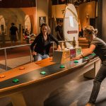 Pull an all-nighter at COSI: Night at the Museum