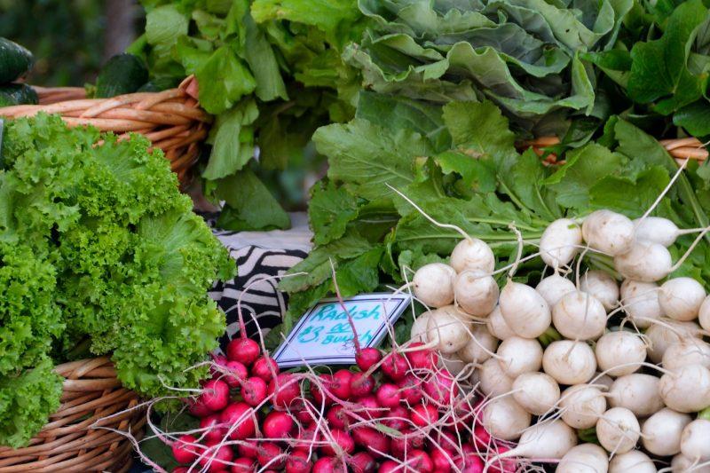 produce, vegetables, farmer, market, indoor farmer's market
