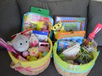 Easter Basket Filler Ideas for all ages