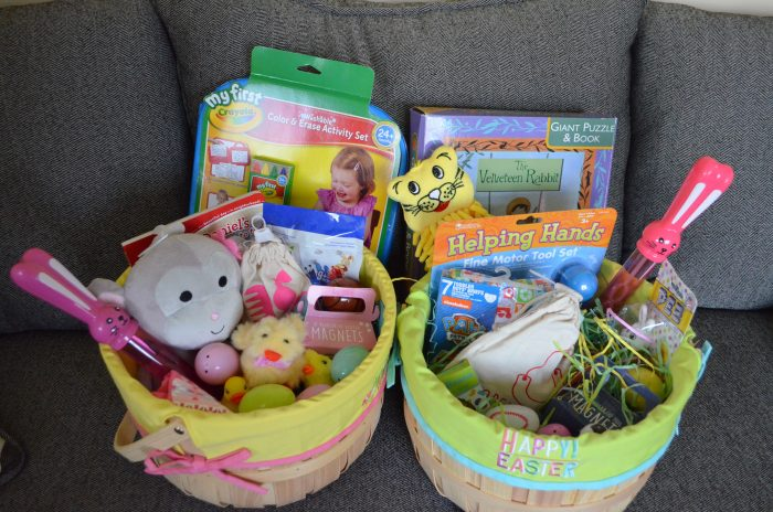 Huge list of easter basket fillers for all ages negle Choice Image